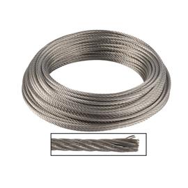 Cable en acier